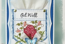 Card Making - Get Well