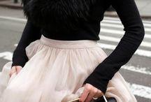 Tutu thulle skirt