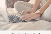 A Novel Idea / Creative writing