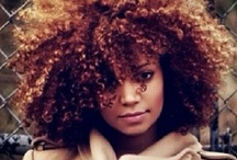 Curly Q's / Embracing natural hair! / by Karen Mosley