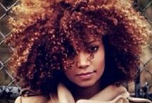 Kinky Coily Curly Hair / Kinky Coily Curly Hair styles natural hair / by Rene Cheek