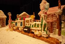 Gingerbread Village / by Ford Center for the Performing Arts