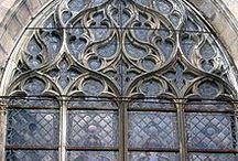 Gothic / Gothic arch designs