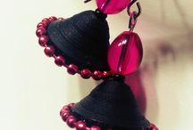 Swirls Pik / One pit stop fo d quilled jhumkas, funky studs n freaky hangings!! Addin colors to ur accessories n soul to ur style..