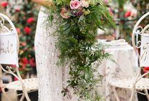 Wedding Flowers / Inspirational wedding flowers