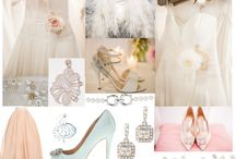 Wedding Inspiration / Jewelry and Accessories for the bride and bridal party