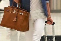 White & Red Pants