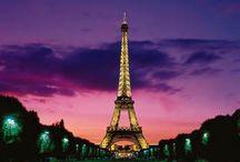 Paris / I've dreamed of visiting Paris for so long. Hopefully in 2014!
