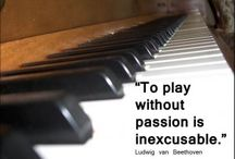 My passion, MUSIC! / by Tracy Crane