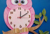 Relógio de Parede (Vários)