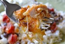 Yummy, yummy in my tummy / by Melissa Scheiwe