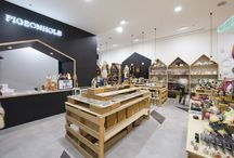 S28 PROJECT - Pigeonhole / STATE28 is proud to showcase this amazing commercial retail fit-out