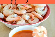 Fish and Seafood Recipes / by Tiffany Selvey