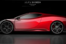 Automotive Designs / Car designs, renders