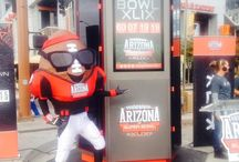 2015 Superbowl XLIX Activities / All of the events and activities at the Renaissance Downtown Phoenix leading up to Superbowl 49 in Phoenix, AZ  / by Renaissance Phoenix Downtown Hotel