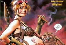TankGirl / by Brandon Hughes