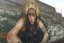 World of Urban Art : MILU CORRECH