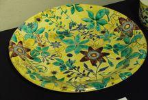 会員作品集 / 工房で開催されている陶芸教室会員の作品です。