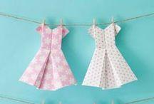 origami ruha