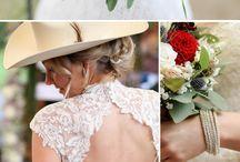 Western Hochzeit