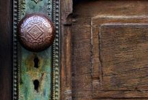 Old Doors and Knobs / by Sheri Rollins