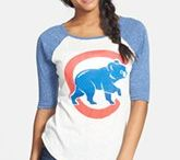Chicago cubs / by Emily K