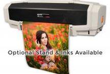 Large Format Printers / Large format printers