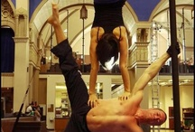 Acrobatics - Pole Duo