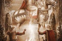 Легенды Сказки Мифы