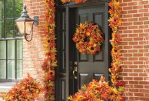 Fall Decor / The leaves are starting to turn, let us inspire you this fall.