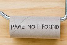 Original 404 pages / Original 404 pages