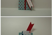 Gift card holders / by Mona Erb