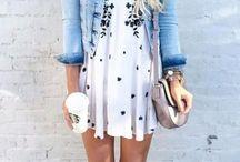 Spring clothing ideas