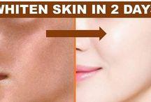 Fair skin