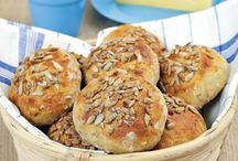 Recept - bakat - småbröd