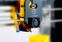 """LEGIO 3D / El Kit RepRap de LEON3D es la opción más económica y más interesante para los """"manitas"""" de la casa. Con él se pueden aprender todos los conceptos básicos de la impresión 3D, al montar tu propia impresora vas aprendiendo paso a paso los conceptos básicos de esta tecnología."""