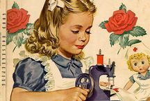 Old Mags, Books, Newspapers / I suppose you can all tell by now how much I love vintage! I really love to share anything vintage I find...hope you all enjoy! Please feel free to repin all the things you like! / by Linda Elliott