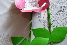fleur a message