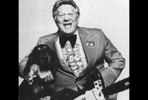 Jerry Clower / A great Comedian / by Bobbie Asche