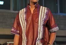 Afrikaanse mannen kleding