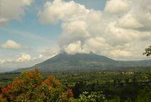 Berastagi / Berastagi North Sumatra - the heart of North Sumatra's volcanic landscape