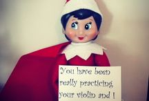 Elf Empowerment / Using elf on the shelf to build life skills.