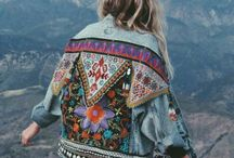 DIY Clothes Ideas / I'm looking to create boho denim jackets to wear, but also to sell. This board is about inspiration and styles I could create. Not just jackets, but other clothes as well!