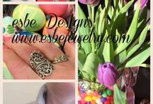 Happy Mother's Day / #mothersday #esbedesigns #gifts #jewelry #mom