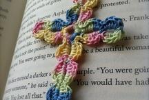 Cruz em crochet