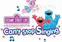 SESAME STREET LIVE / PDI will print toddler and youth tees with Sesame Street characters for VEE Corporation's Sesame Street Live productions. http://sesamestreetlive.com