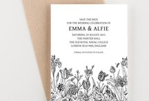 wedding/ invitation