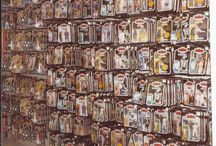 Star wars figures/toys