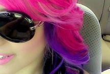 hair / by Jaime Parker-Center