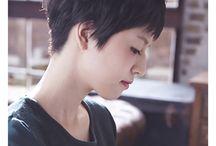 Japanese hair